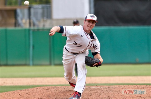 Alumni Alert: Strotman drafted by Rays